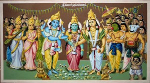 ஸ்ரீ மீனாட்சி சுந்தரேஸ்வரர் திருகல்யாணம் 2017